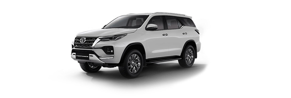 FORTUNER 4.0 Sports Util Petrol AT 4x4